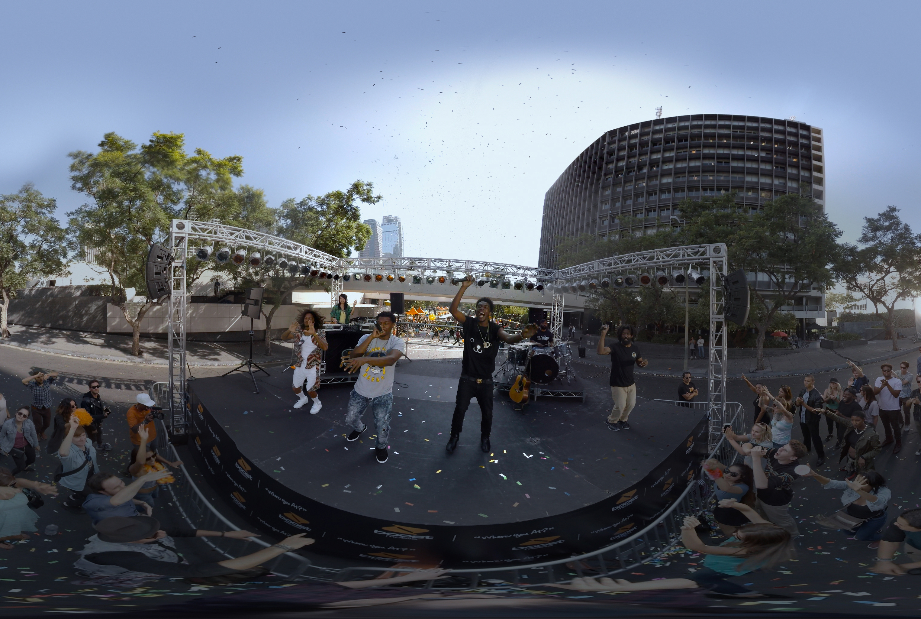 Unlimited World 360 | Boost Mobile | 360 Interactive video